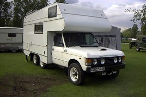 Le Tellier Camping Car